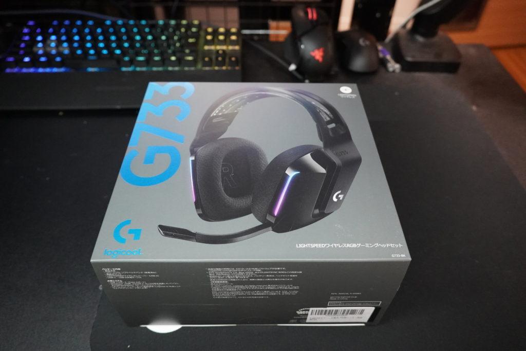 ロジクール G733